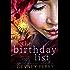 The Birthday List (Maysen Jar Book 1)