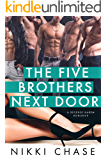 The Five Brothers Next Door: A Reverse Harem Romance