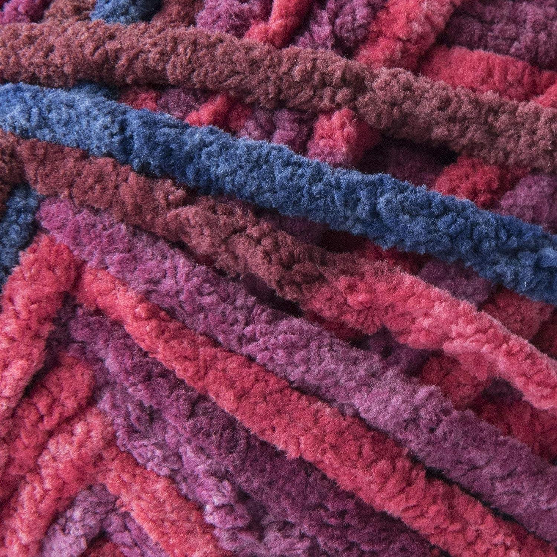 1 Ball Bernat Blanket Yarn Persian Rug 10.5 oz