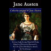 Colección integral de Jane Austen: Emma, Lady Susan, Mansfield Park, Orgullo y Prejuicio, Persuasión, Sentido y Sensibilidad, La abadía de Northanger (Spanish Edition)