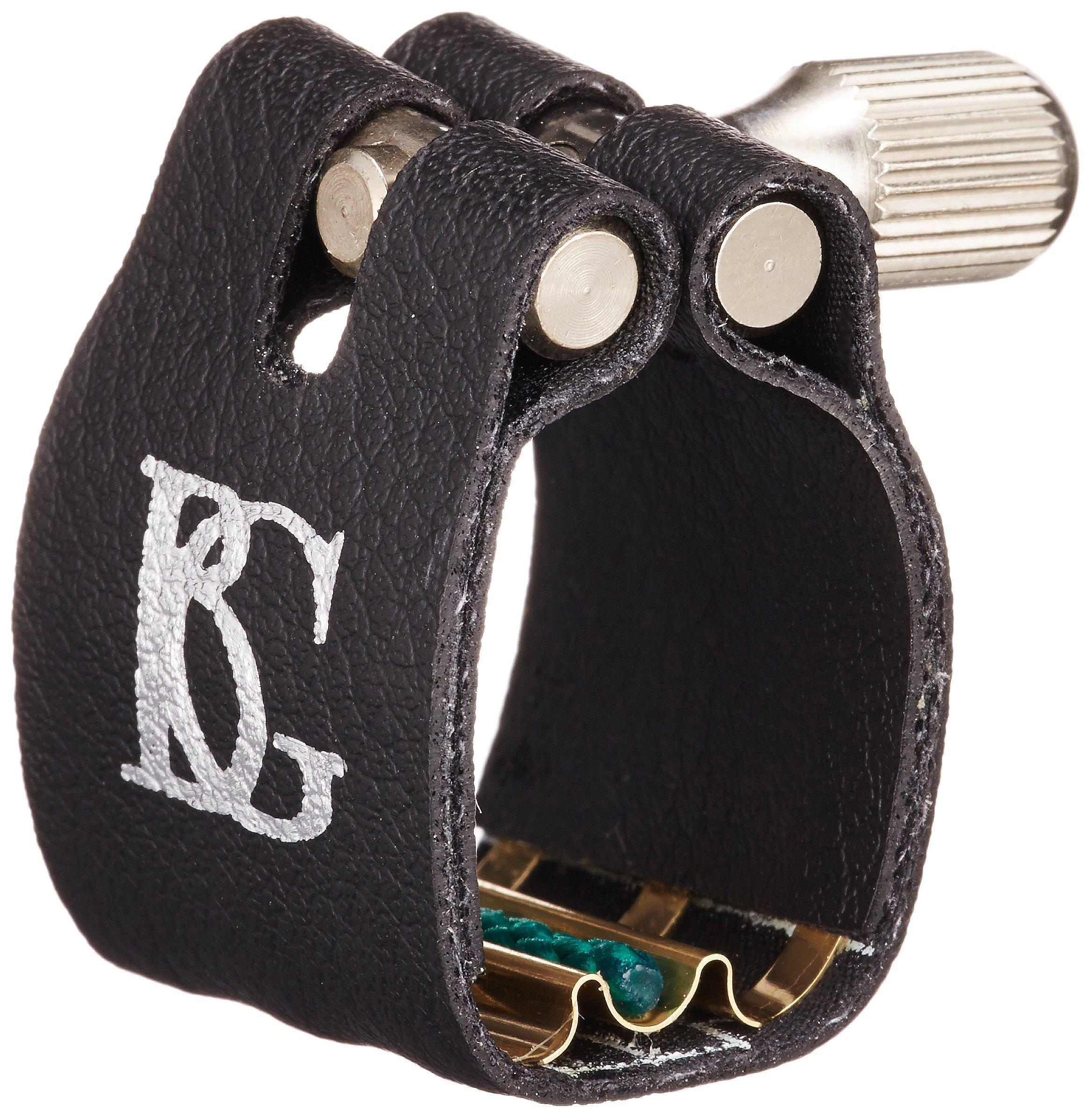 BG L7SR Sup Revelation Ligature with Cap for Bb German Clarinet