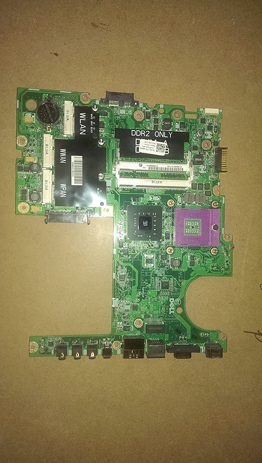 D177M DELL STUDIO 1555 LAPTOP SYSTEM BOARD 31FM8MB0010