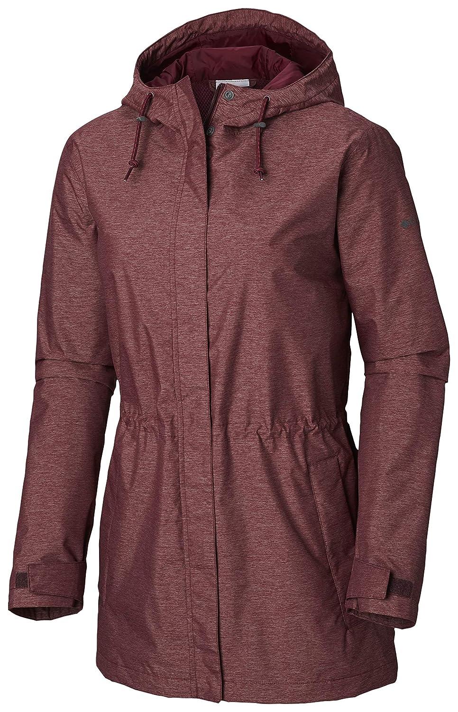 Deep Madeira Heather Small Columbia Norwalk Mountain™ Jacket