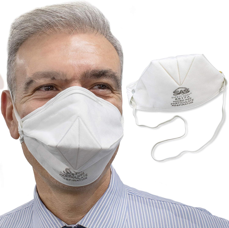 n95 mask single