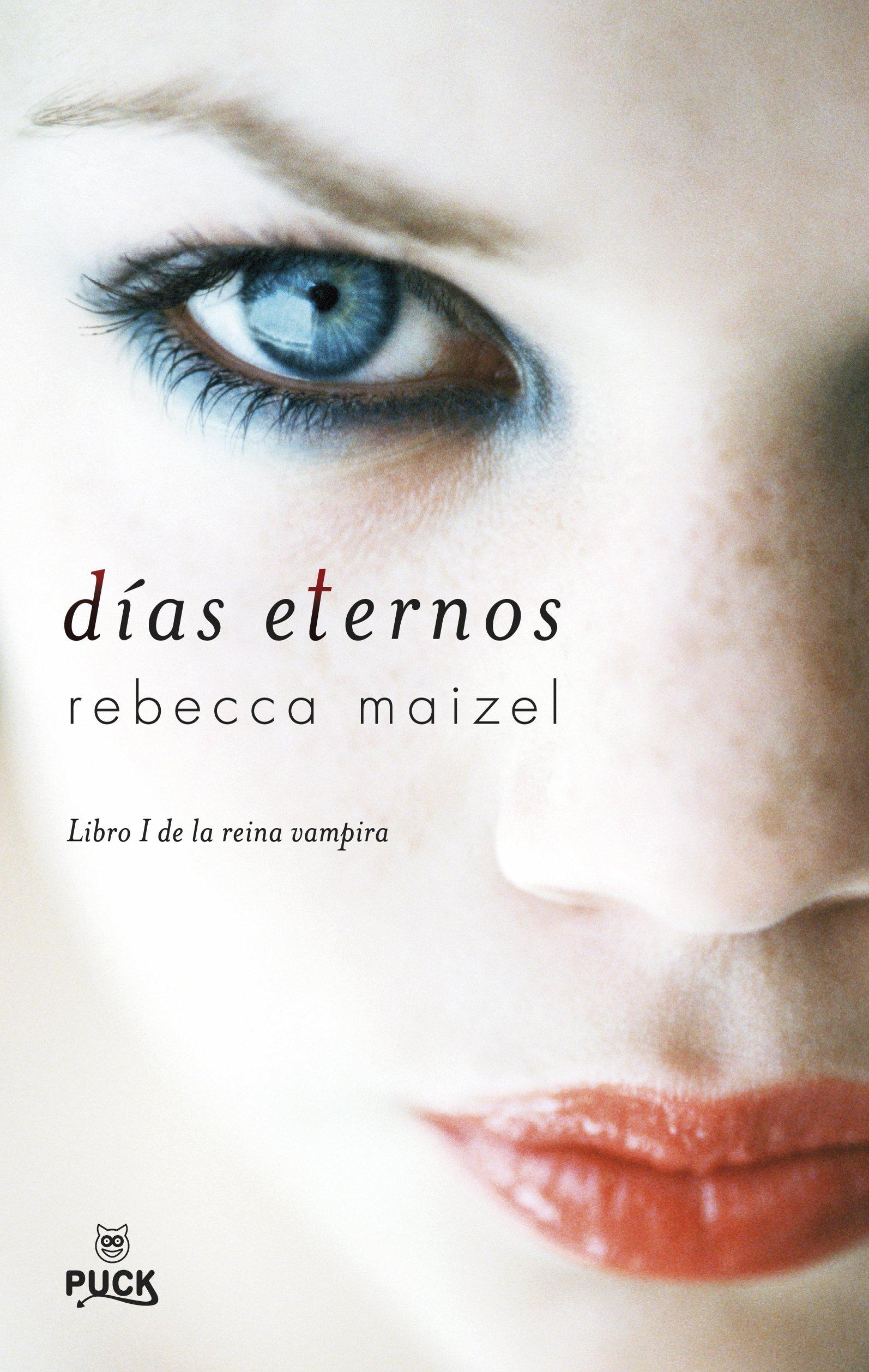 Días eternos, Vol. 1 (Avalon): Amazon.es: Maizel, Rebecca: Libros