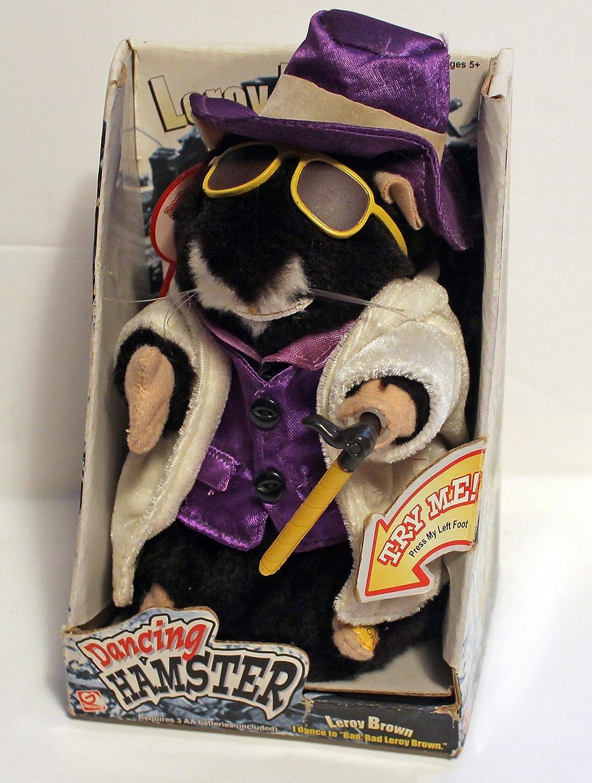 Dancing Hamster Leroy Brown Bad Leroy Brown Bad