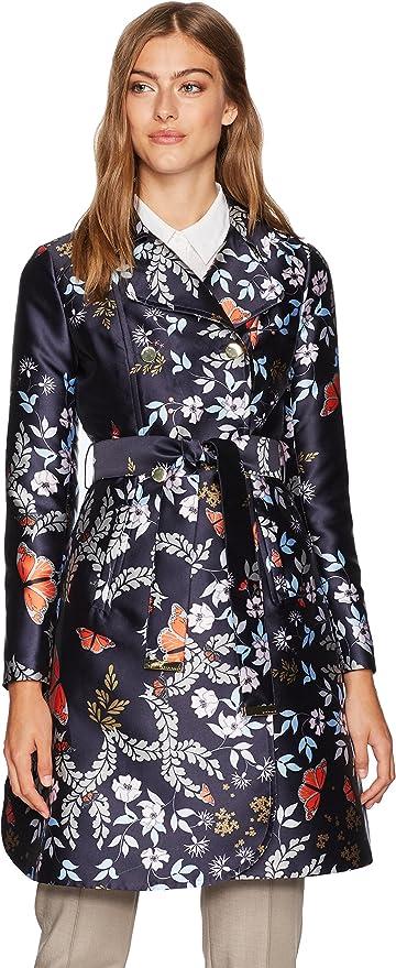Ted Baker 泰德贝克 Mihsha 女式风衣外套 0码3.4折$160.54 海淘转运到手约¥1210