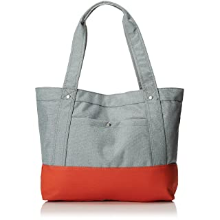 Everest Stylish Tablet Tote Bag, Jade, One Size