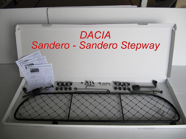 ERGOTECH Rejilla Separador protección RDA65-S8, para Perros y ...