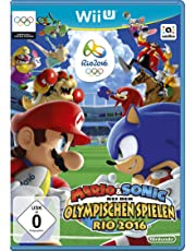 Mario & Sonic bei den Olympischen Spielen Rio 2016 - [Wii U]