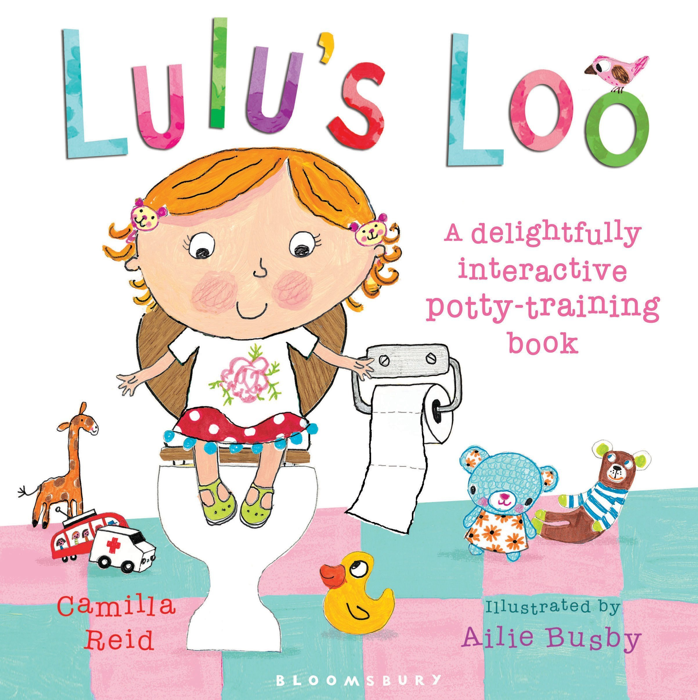 princess polly s potty amazon co uk andrea pinnington lulu s loo