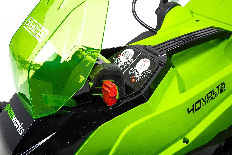 Greenworks MO40B410 Cordless Lawn Mower