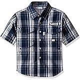 Columbia Boys Super Bonehead Short Sleeve Shirt