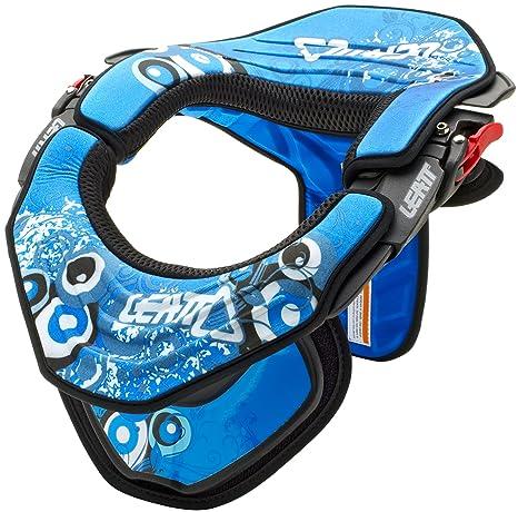Ashley Fiolek Blue Leatt GPX Padding and Sticker Kit
