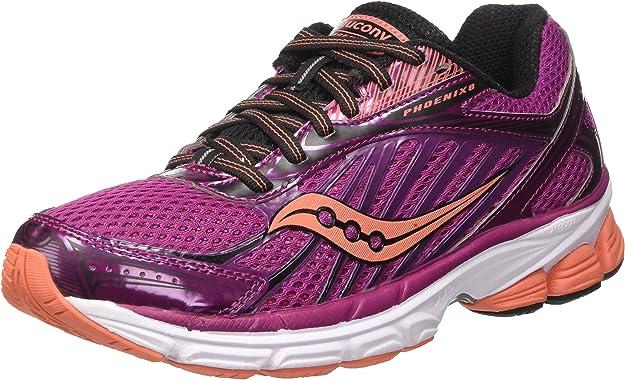 Saucony Mujer 10305 01 Zapatillas de Running de competición Multicolor Size: 37 EU: Amazon.es: Zapatos y complementos