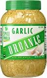 Spice World, ORGANIC GARLIC - LARGE Container - 32 OZ