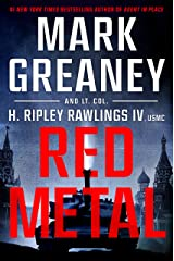 Red Metal Hardcover