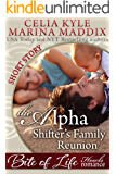 The Alpha Shifter's Family Reunion - Howls Romance (Paranormal Shapeshifter Romance)