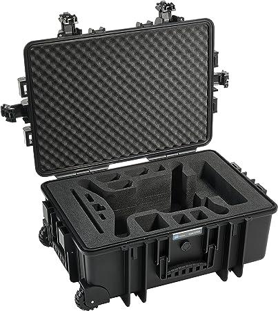 B W Outdoor Case Hartschalenkoffer Typ 6700 Inlay Für Kamera
