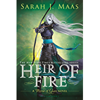 Heir of Fire (Throne of Glass series Book 3) book cover