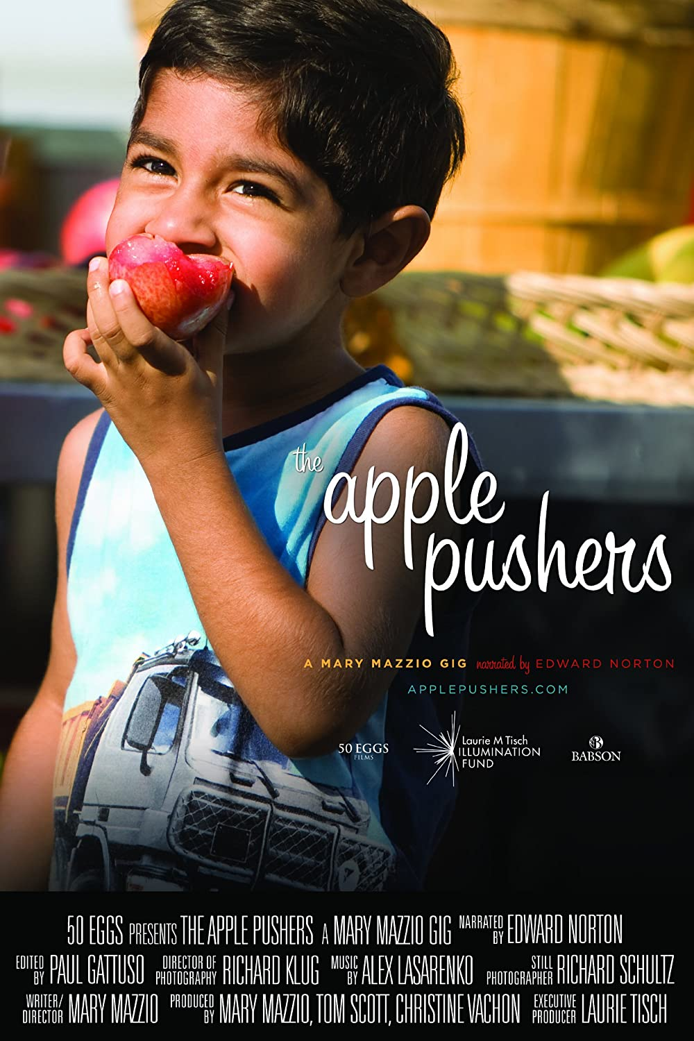 The Apple Pushers (private in-home use version)