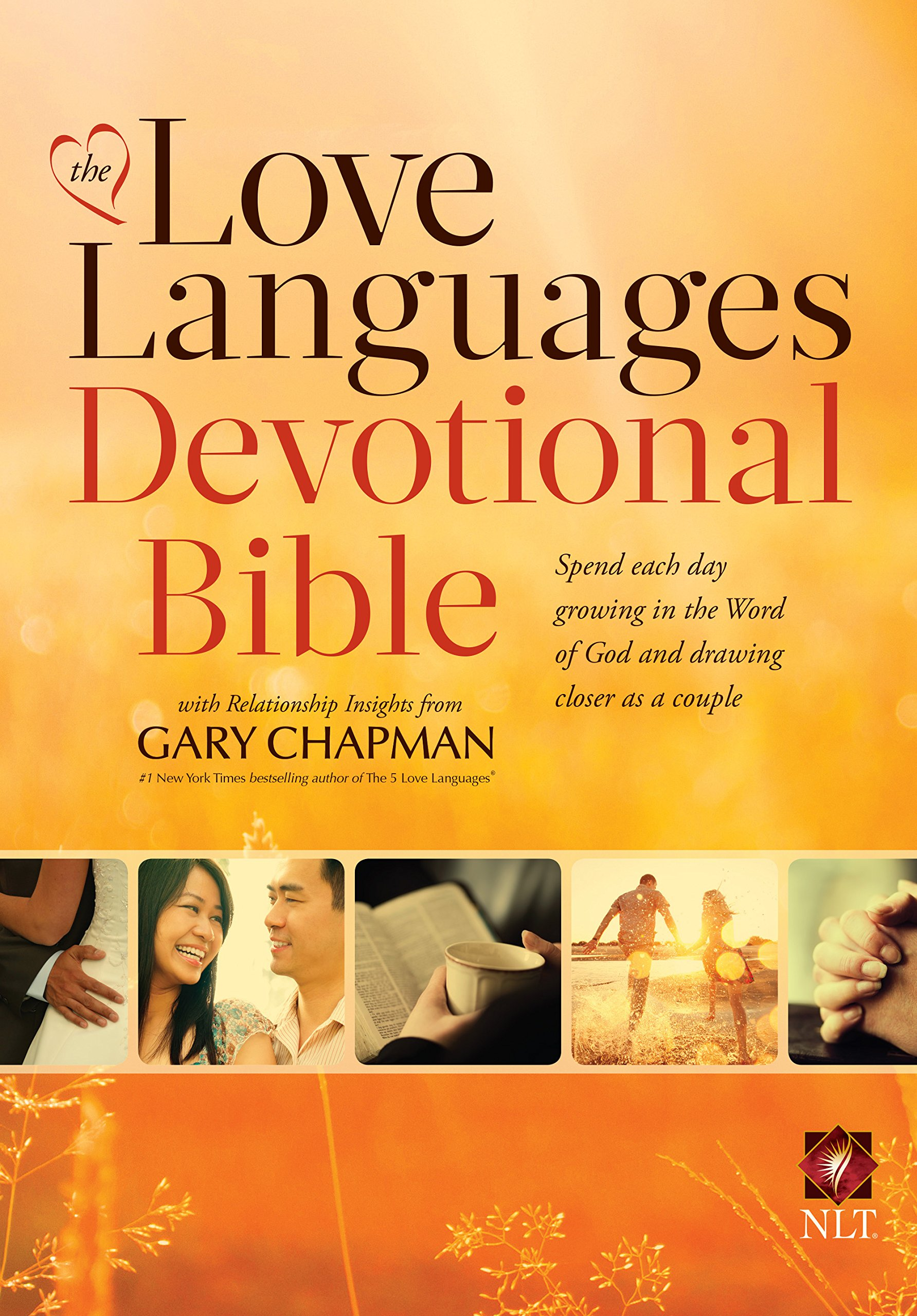 The Love Languages Devotional Bible, Hardcover Edition by Moody Publishing