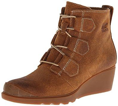 Amazon.com | Sorel Women's Toronto Lace Up Boots | Ankle & Bootie