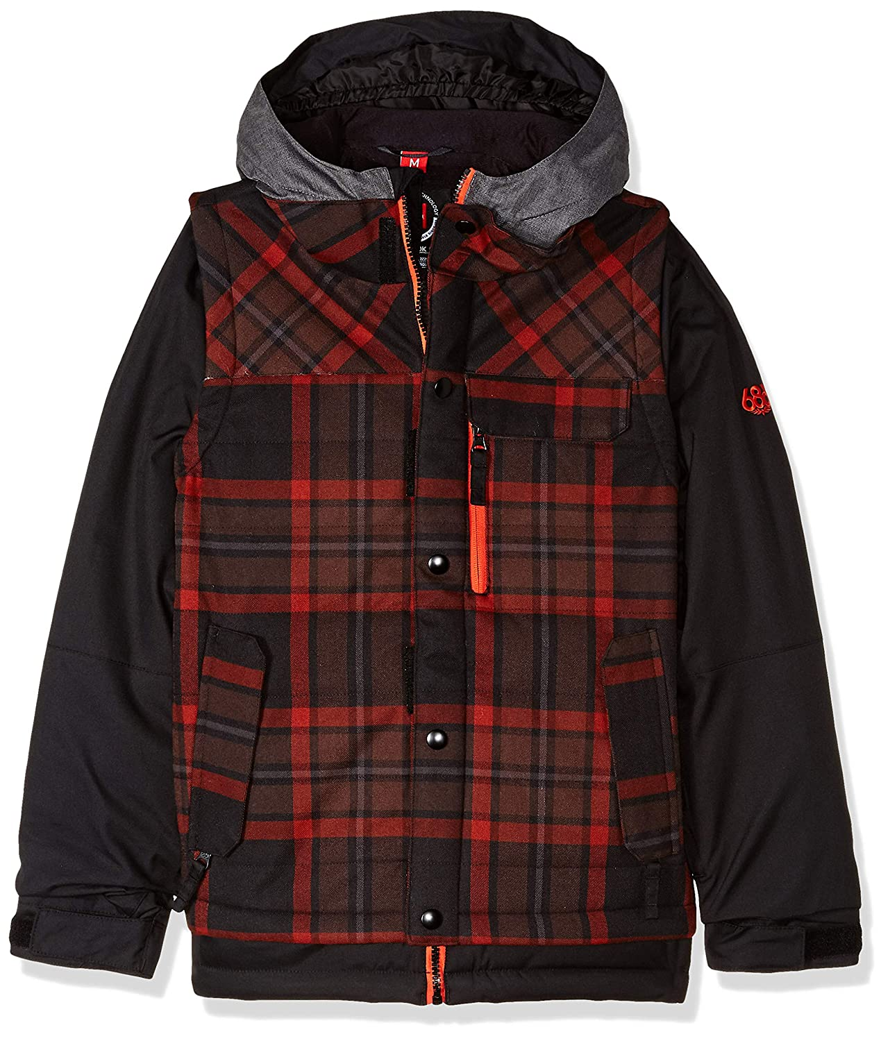 Image of 686 Boys' Scout Insulated Jackets | Waterproof Ski/Snowboard Coats Jackets