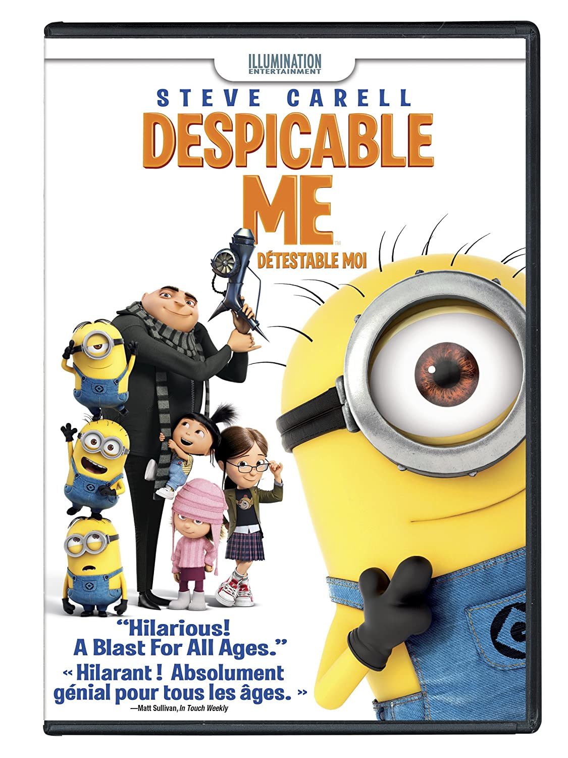 Picture Of Despicable ...
