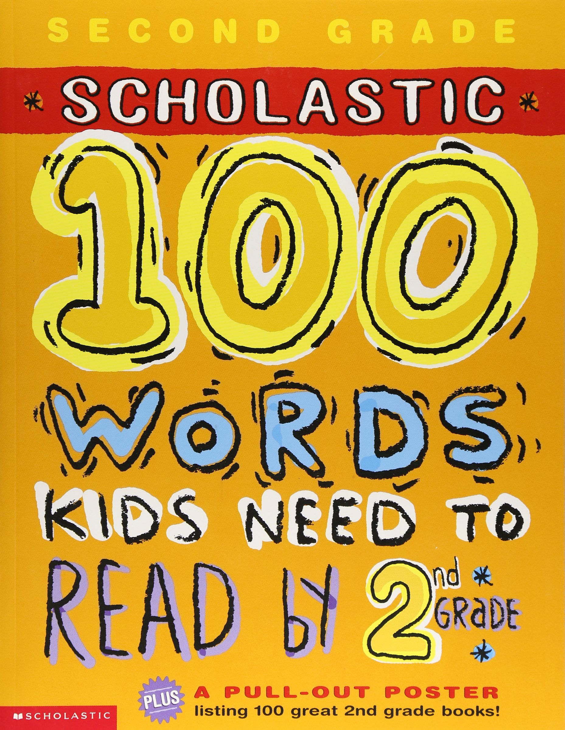 Amazon.com: 100 Words Kids Need to Read by 2nd Grade Workbook  (9780439320238): Kama Einhorn, Kathryn Mckeon: Books