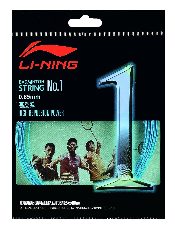Li Ning AXJJ018 No.1 Set 10m Badmintonstring Li-Ning