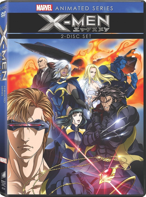 amazon co jp marvel x men animated series dvd import dvd