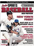 LINDYS BASEBALL PREVIEW 2018 AARON JUDGE/JACOB deGROM / COVER