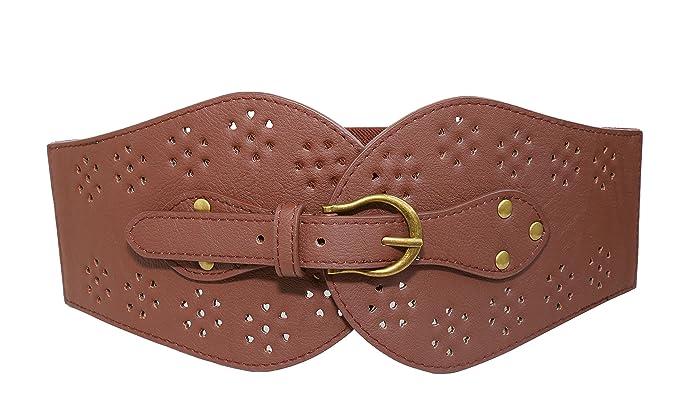 Amazon.com: Modeway - Cinturón de cintura elástico para ...