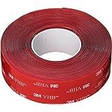 3M VHB Tape 4910, 1 in width x 5 yd length (1 Roll)