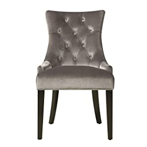 Pulaski DS Urban Accents Button Back Upholstered Dining Chair