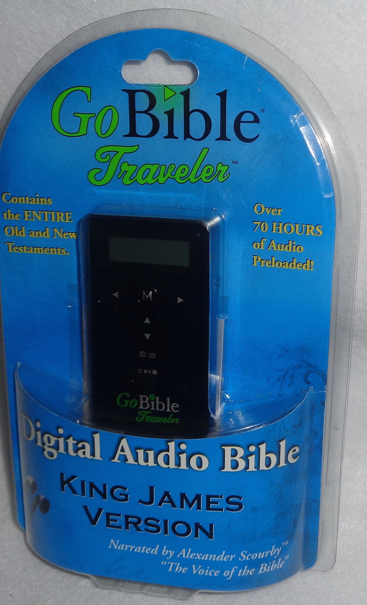 GoBible Traveler - King James Version