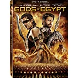 Gods Of Egypt [DVD + Digital]