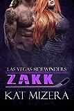Las Vegas Sidewinders: Zakk (Book 5)
