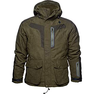 055161b863252 Seeland Helt Jacket Grizzly Brown Hunting Jacket Winter Jacket All-Purpose  Jacket