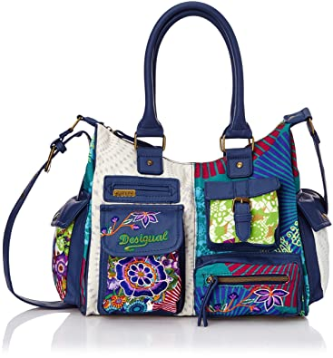 so cheap fashion style best wholesaler Desigual Bols London Floreada Carry, Women's Bag