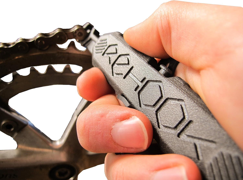 Rehook Holen Sie Sich Ihre Kette zurück auf Ihr Fahrrad in 3 Sekunden. Ohne das Durcheinander! 1