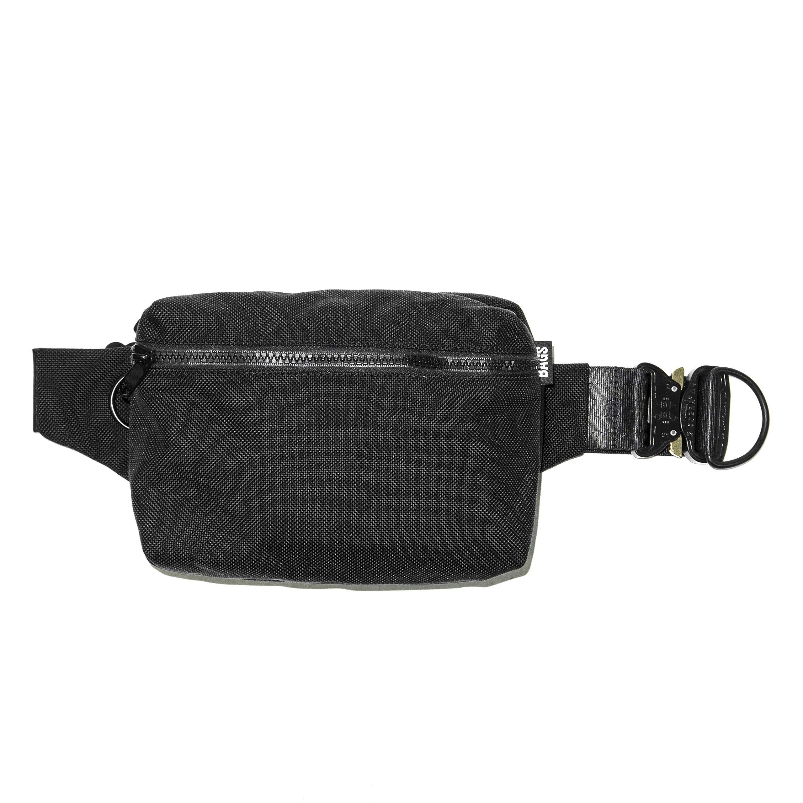 Parker Pack   Black Ballistic Nylon