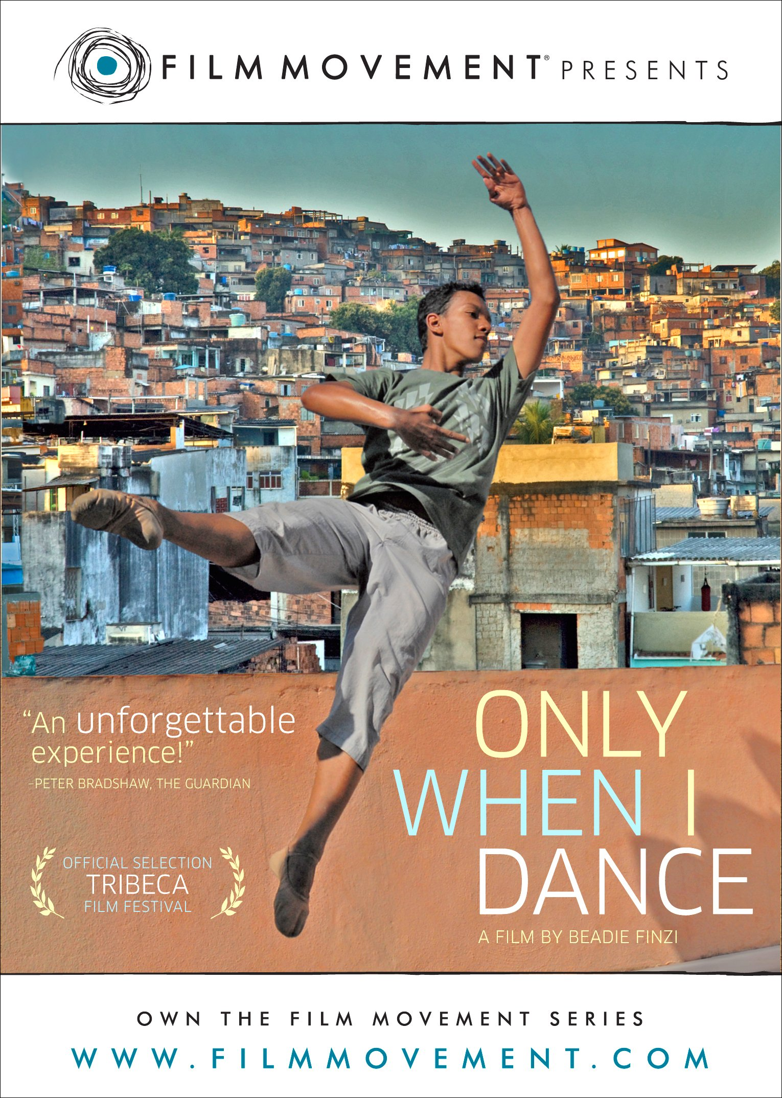 Only When I Dance (DVD)