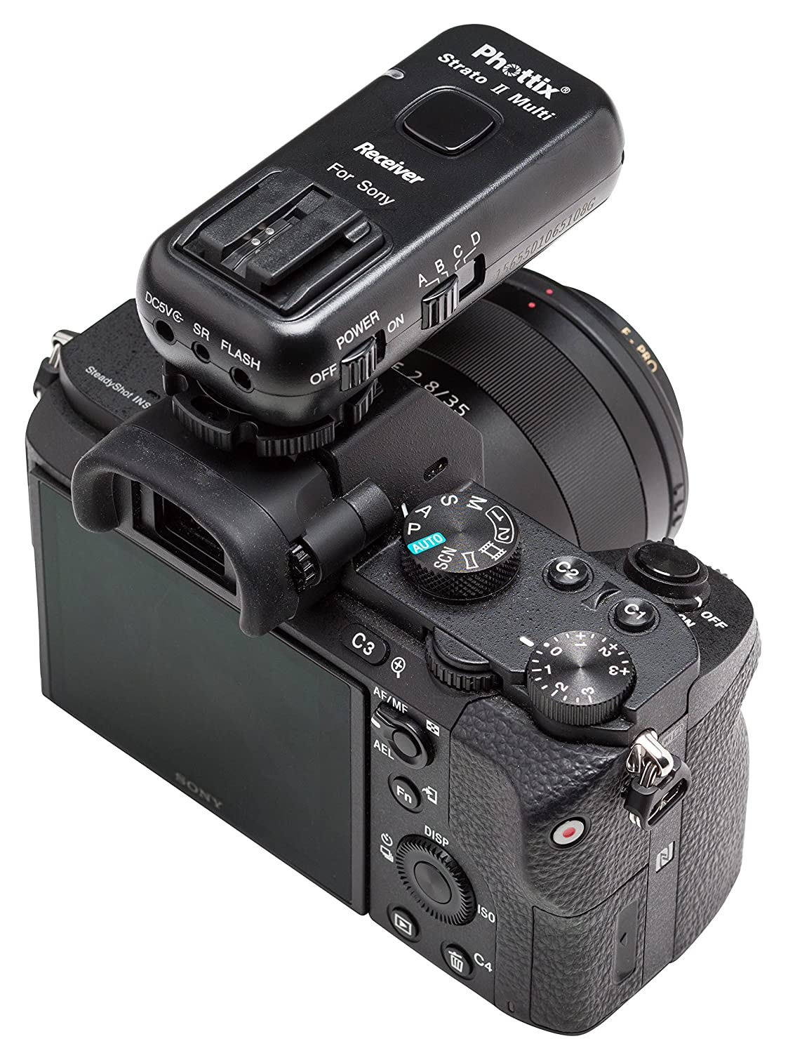 Phottix Strato II 5-in-1 Trigger Set for Sony Camera