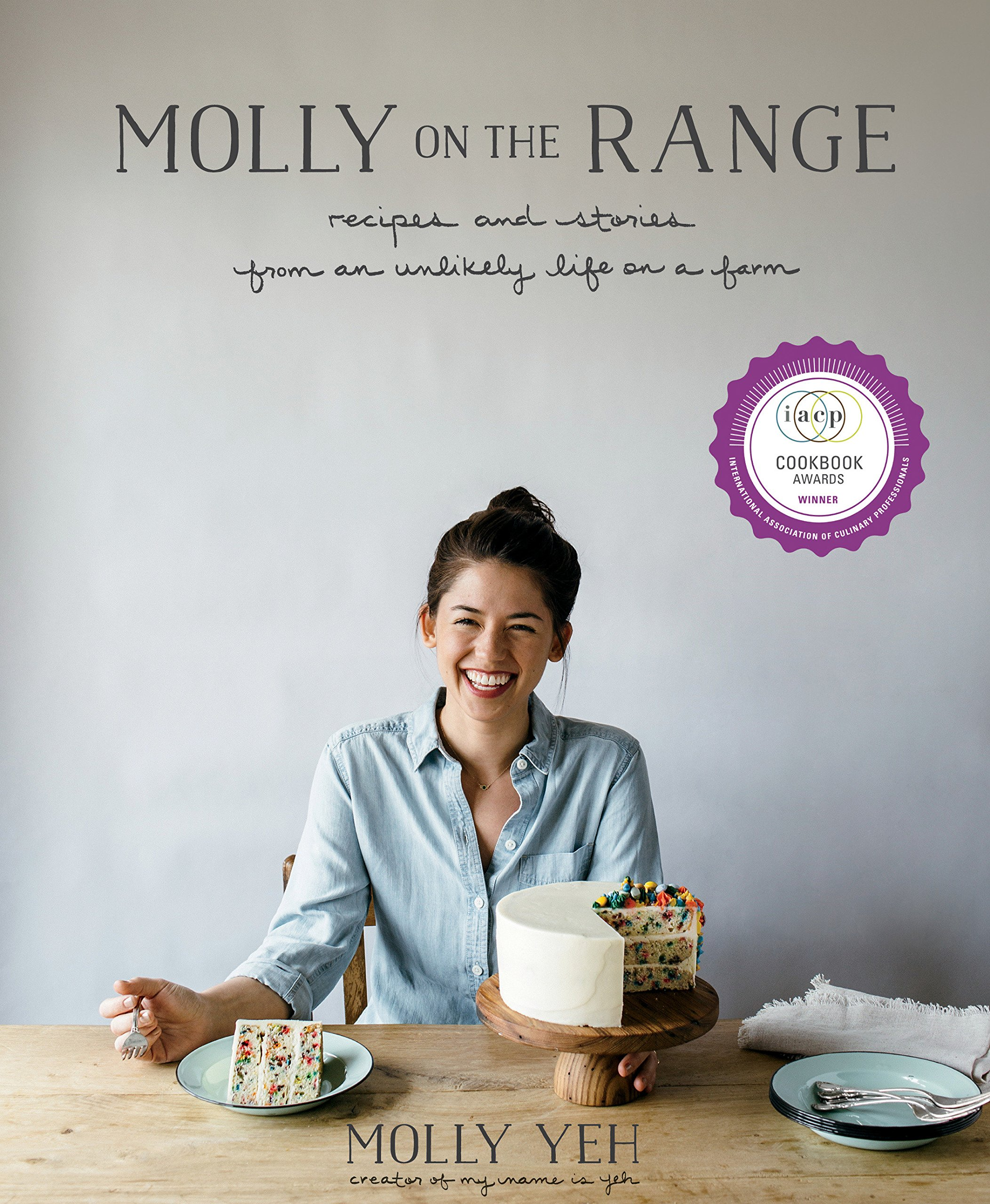 amazon molly on the range recipes and stories from an unlikely