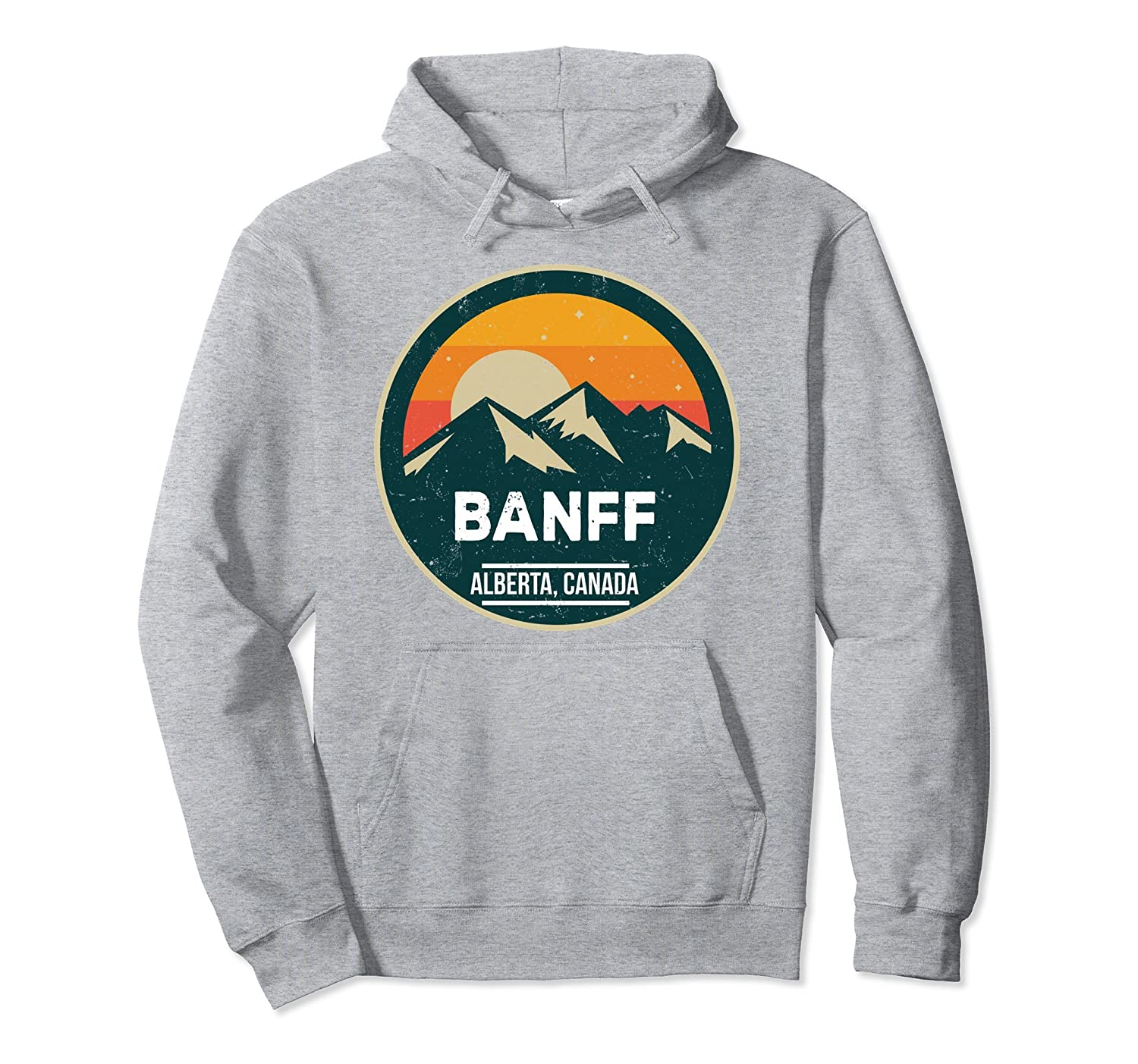 BANFF Alberta Canada Mountains National Park Sweatshirt-ah my shirt one gift