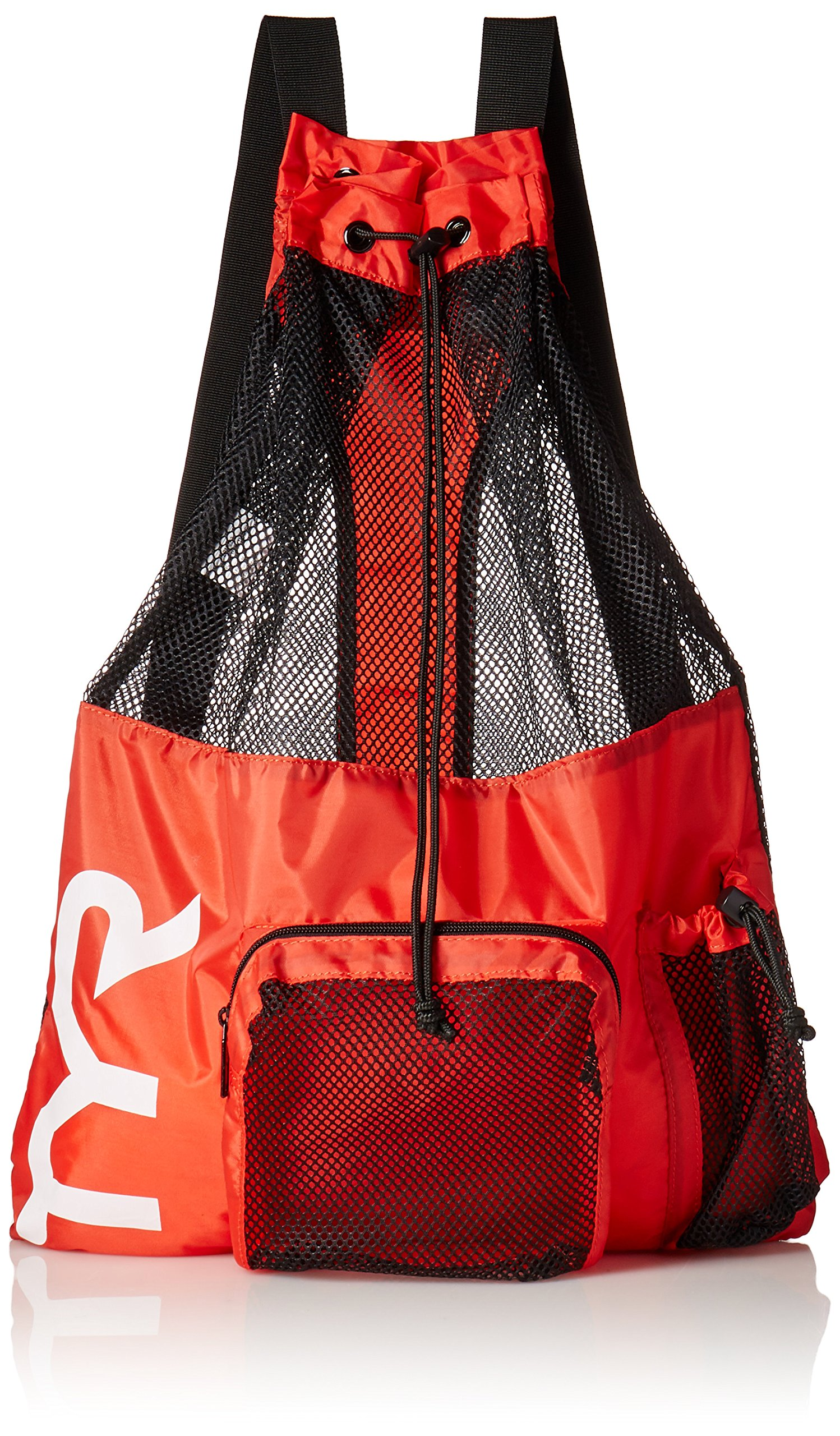 TYR Big Mesh Mummy Backpack, Red, Medium by TYR (Image #1)