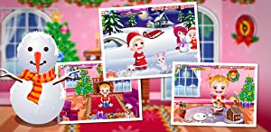 Baby Hazel Christmas Time by Axis entertainment limited