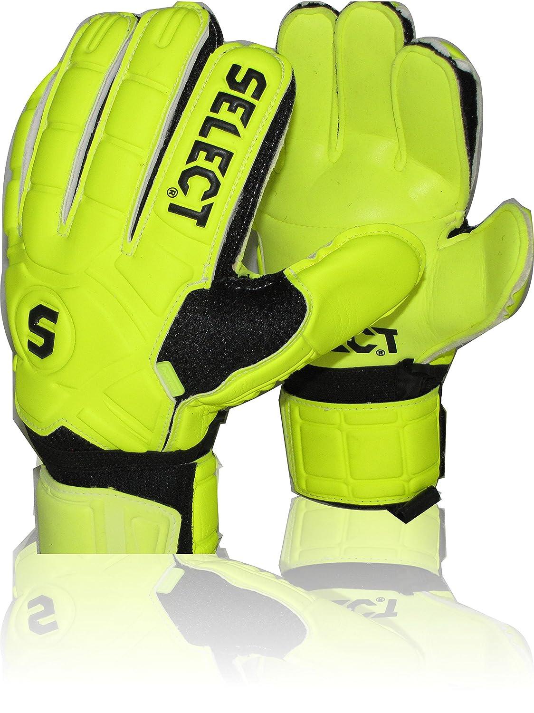 選択33 Allround手袋(イエローサイズ、10 ) 4フィンガーサポート B07B3DWK7Y